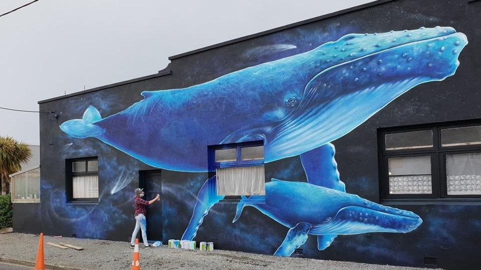 Riverton Whale Mural in Progress Erika Pearce.jpg