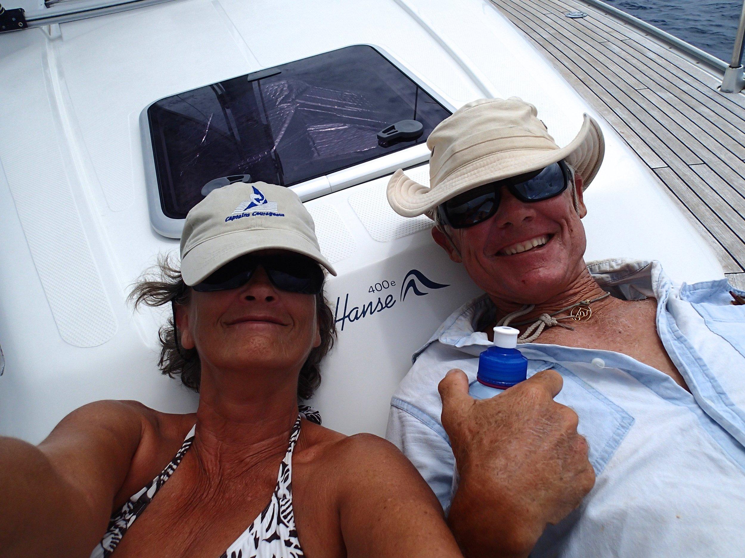 Peter Branning & Martha Boston