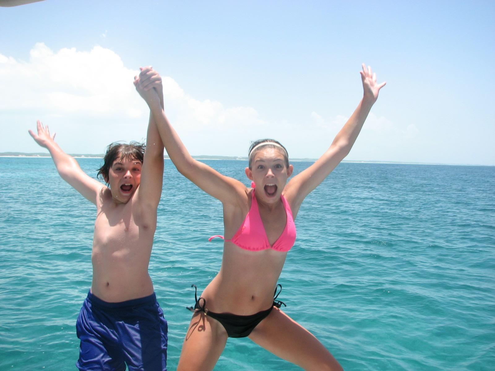Caribbean fun for kids
