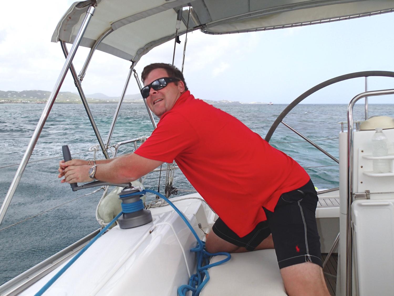 Lightheart Sail Trim