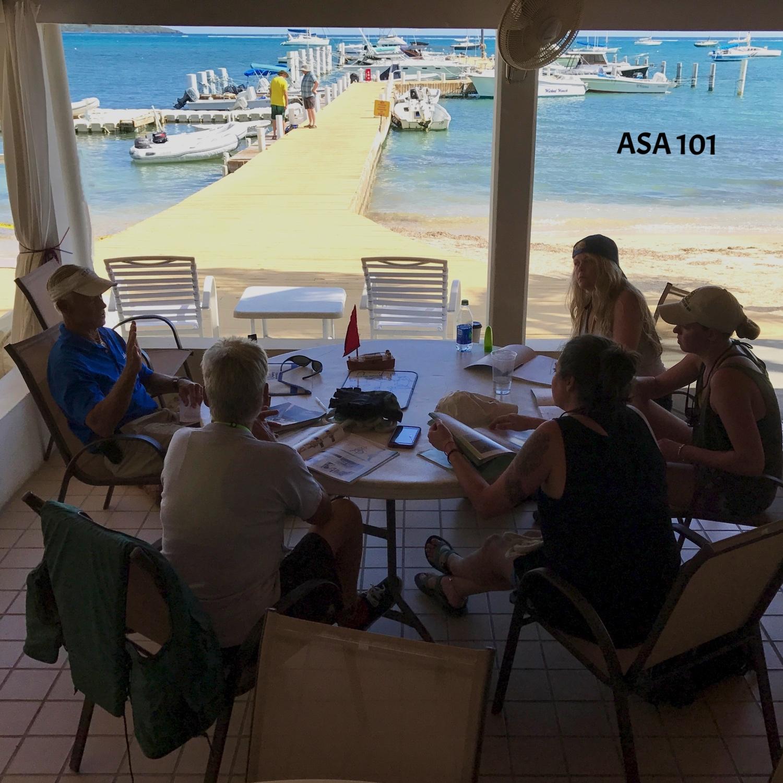 Sailing School ASA 101