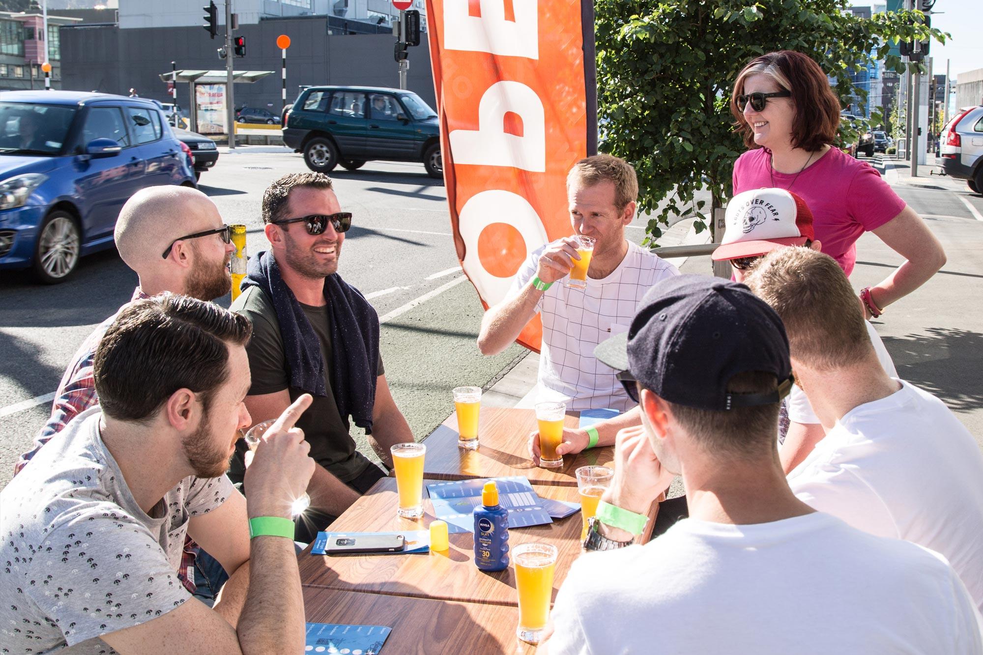 Beer Tours Wellington