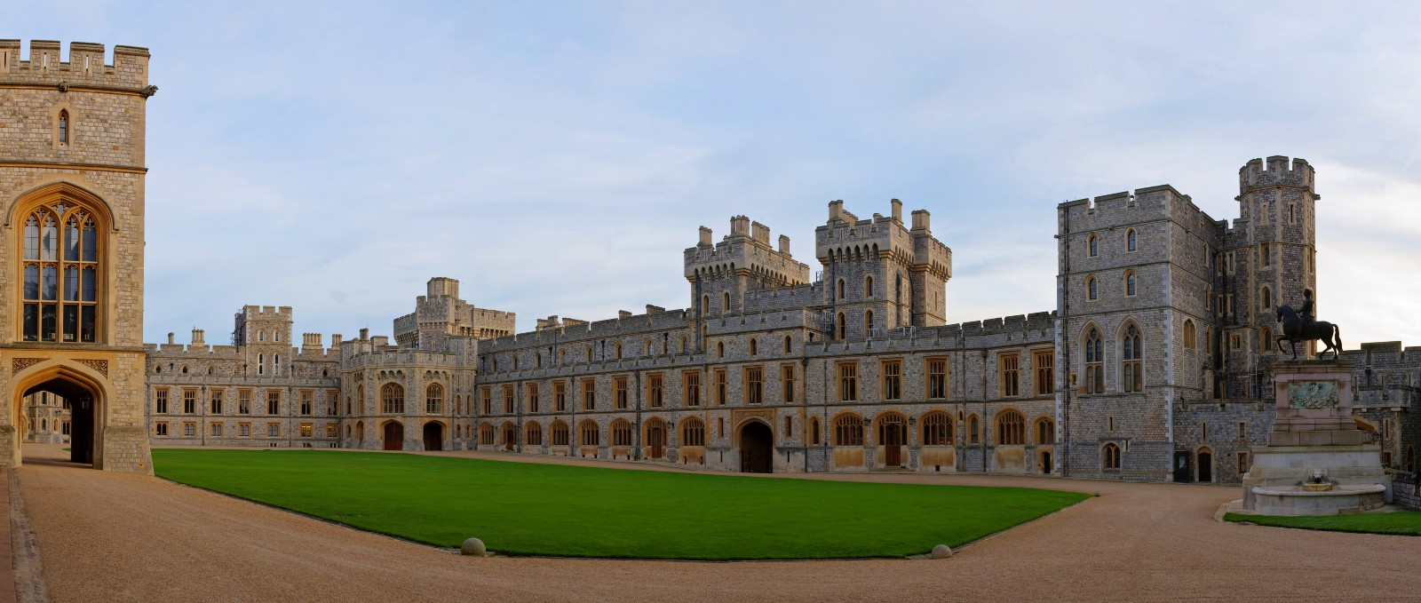 Windsor Castle - the venue for the Royal Wedding