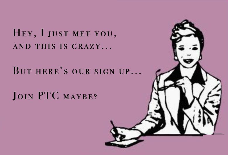 Join the PTC!   We are always looking for help to make sure our children have the greatest experience at our school. Contact us and see how you can help… sometimes, it's the smallest things that make the biggest difference. Thank you!