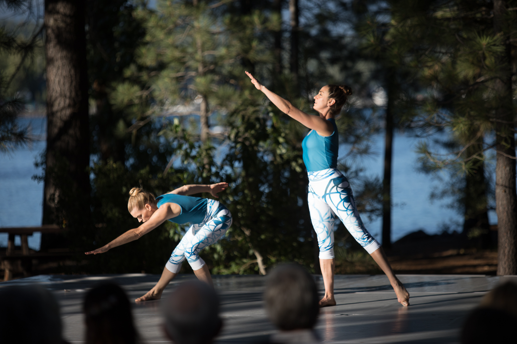 July 24-26, 2019 - The Lake Tahoe Dance FestivalTahoe City, CaliforniaErick Hawkins Dance CompanyJunoesque