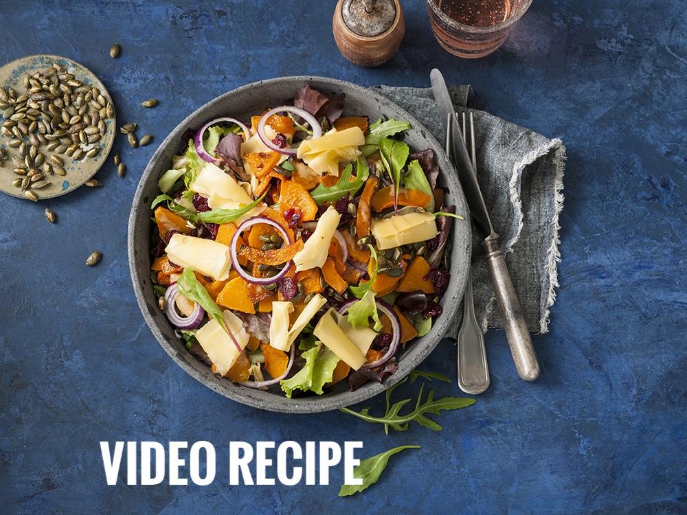 Beemster Lite Harvest Salad