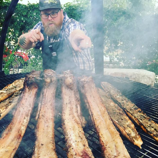 Follow Chef Brunson Here: - InstagramTwitterFacebookWebsite