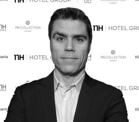 Oton Gomez, SVP E-commerce &<br>Marketing Services,  NH Hoteles