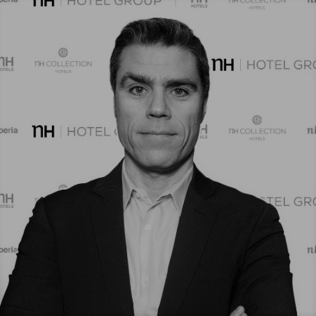 Oton Gomez, SVP E-commerce#& Marketing Services, NH Hotel Group