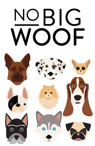 No Big Woof Design System Illustrations