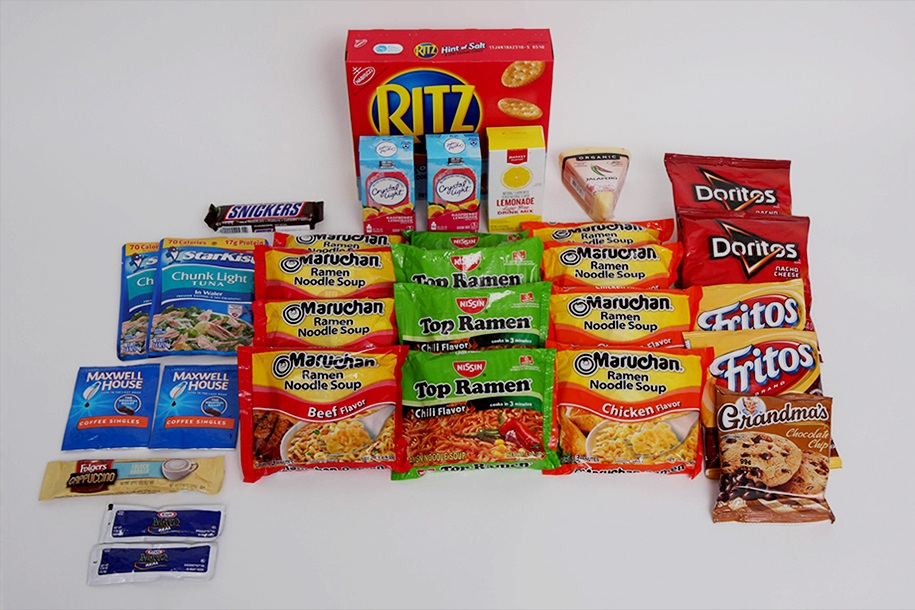 The Big Business of Prisoner Care Packages - Inside the booming market for food in pouches, clear electronics, pocketless clothing, and other corrections-approved goods.