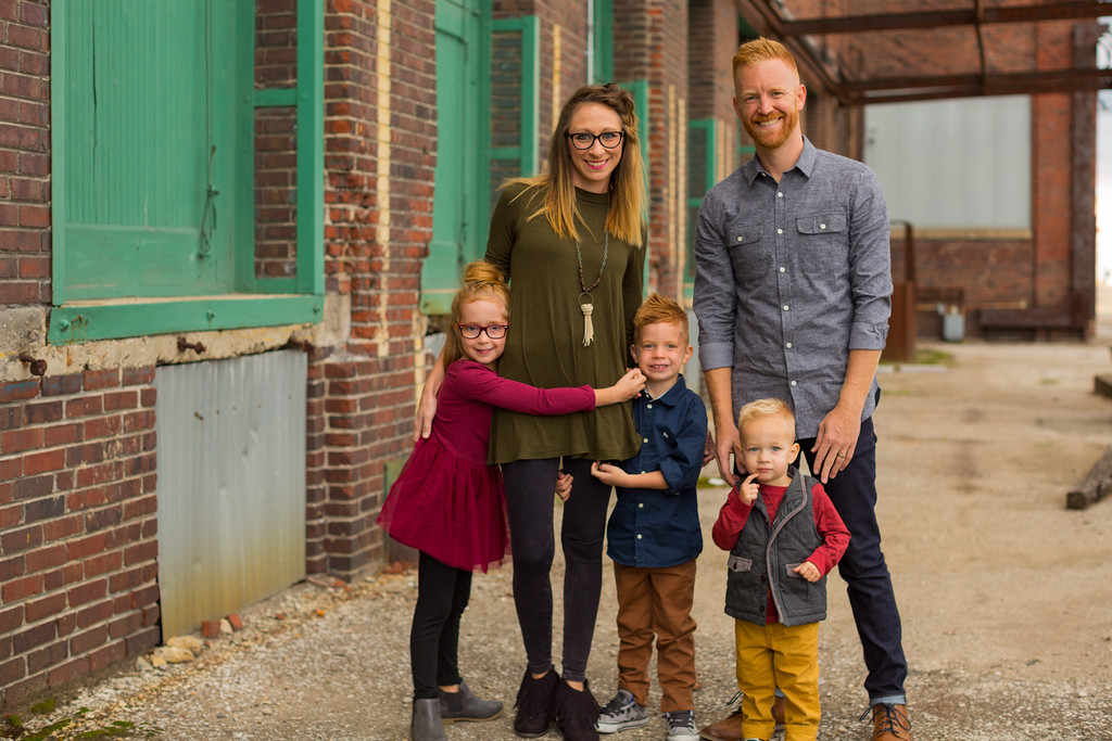 Jake Barker :: Lead Pastor   Jake and Trudy have been married for ten years. They have three beautiful and crazy kids. For the last twelve years they have served at  Traders Point Christian Church  in Indianapolis, IN.