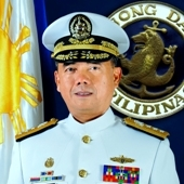Admiral Alexander P. Pama - Former Executive Director, NDRRMC  andAdministrator, Office of Civil Defense