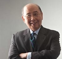 Roberto R. Romulo, former Philippine Foreign Affairs Secretary