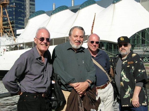 John Lutz and friends