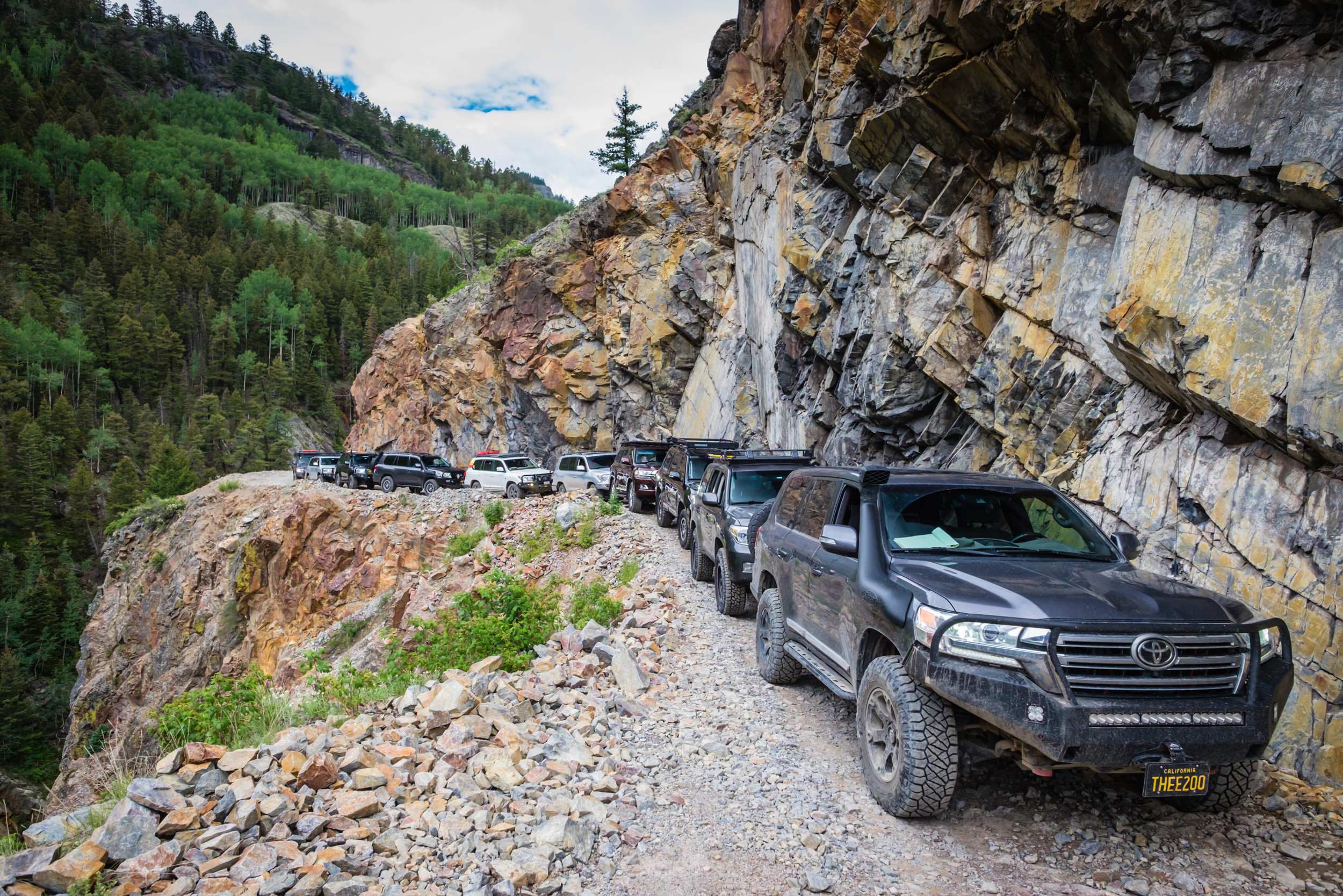 2019 LCDC Ouray - July 31th - August 3rd
