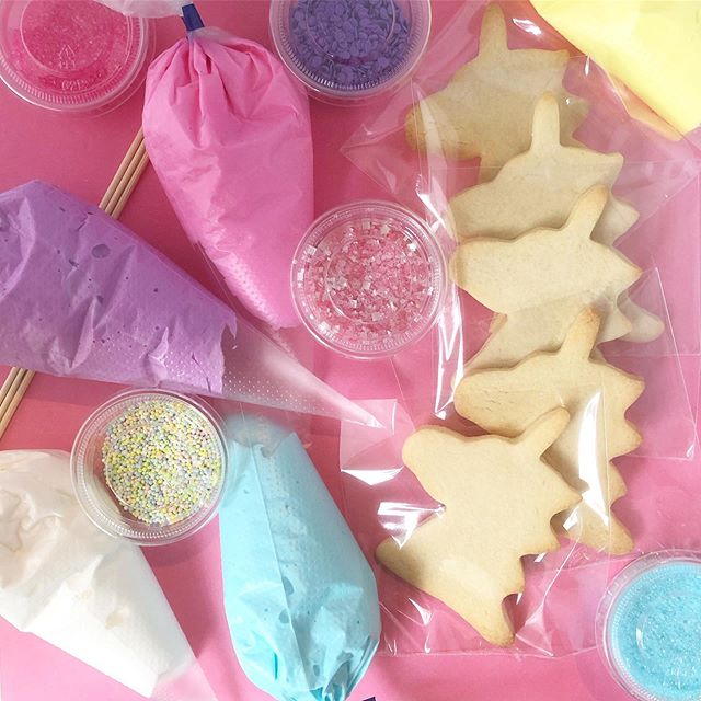 Calling all unicorn lovers! There's a Magical Unicorn Painting Party happening TONIGHT over at Color Me Mine in Pinecrest! 5-7pm. You can register to paint a pottery piece AND decorate an MK Sweets Co. cookie! 😋 @discover_pinecrest @colormemineorangevillage #diycookies #diycookiekits #baking #sugarcookies #cookies #decoratedcookies #decoratedsugarcookies #edibleart #customcookies #cookieart #cookiedecorating #cookiesofinstagram #instagood #royalicing #thisisCLE #CLE #mksweetsco