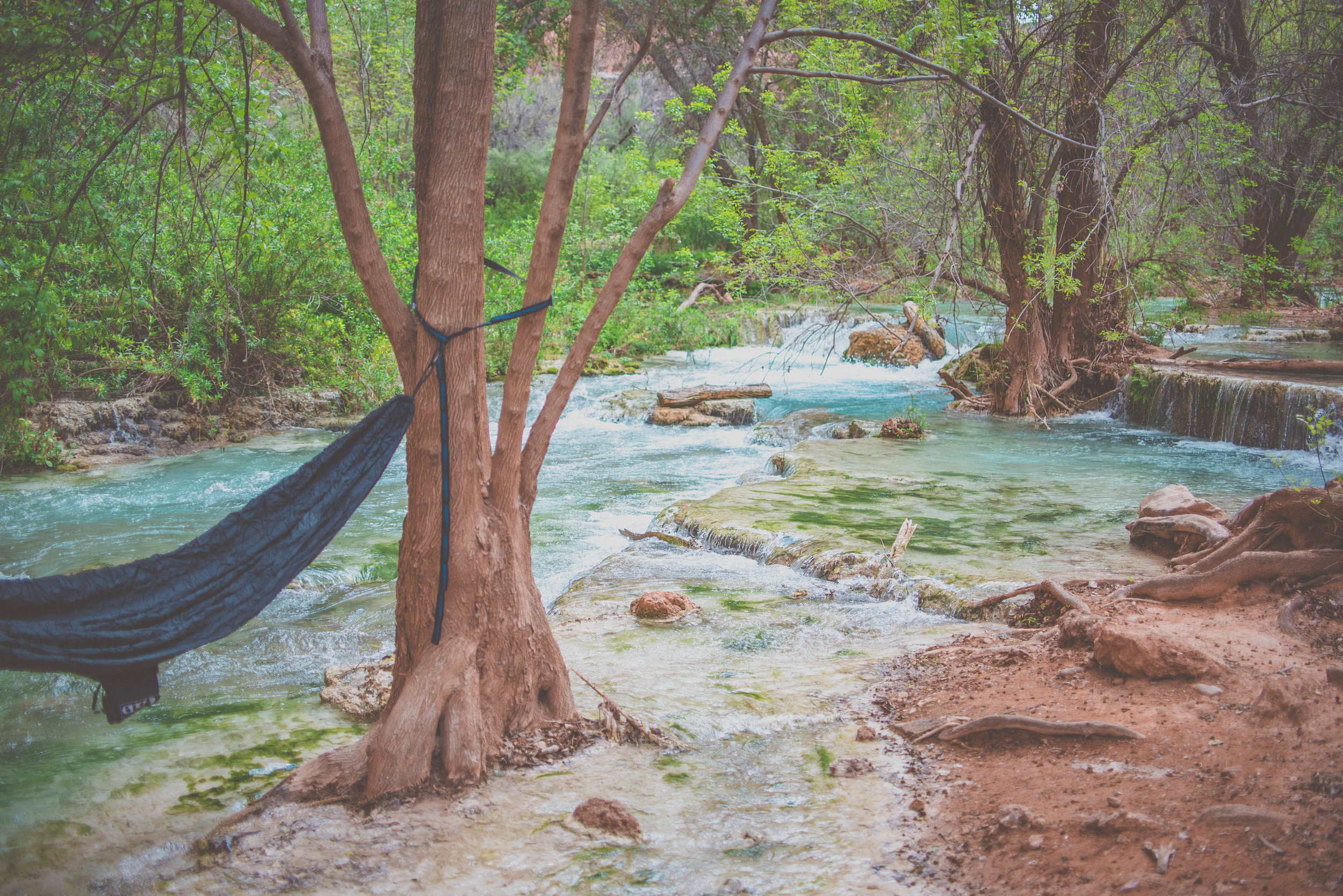 This is how I picture the word peaceful - so glad I brought the Eno!
