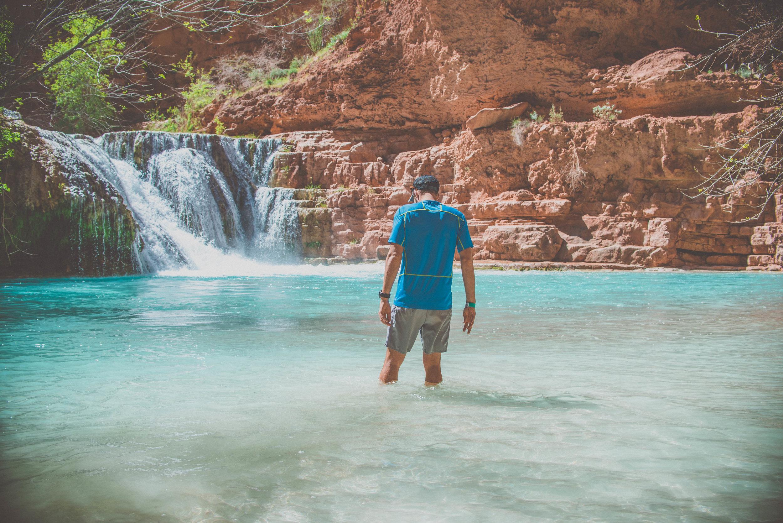 Exploring the multi-level Beaver Falls