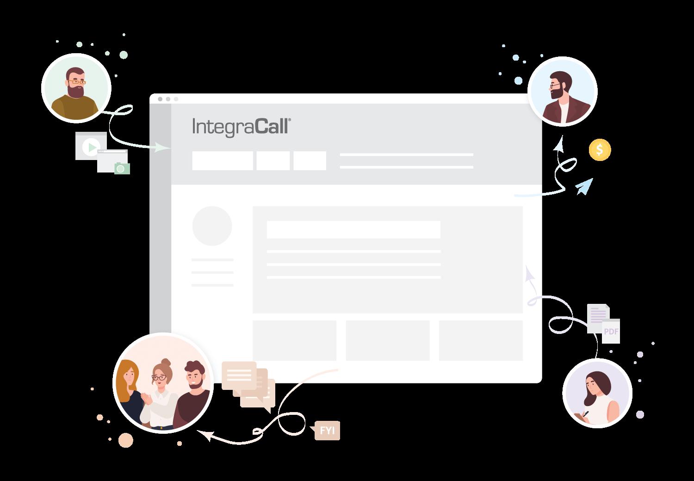 All-in-one case management platform