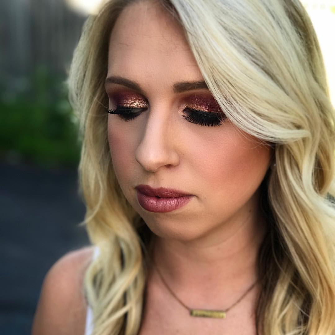 genna ellis makeup
