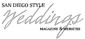 soirees & showers featured on san diego style weddings