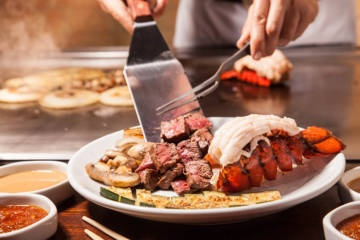 $100+ off - hibachi cateringtemecula, california
