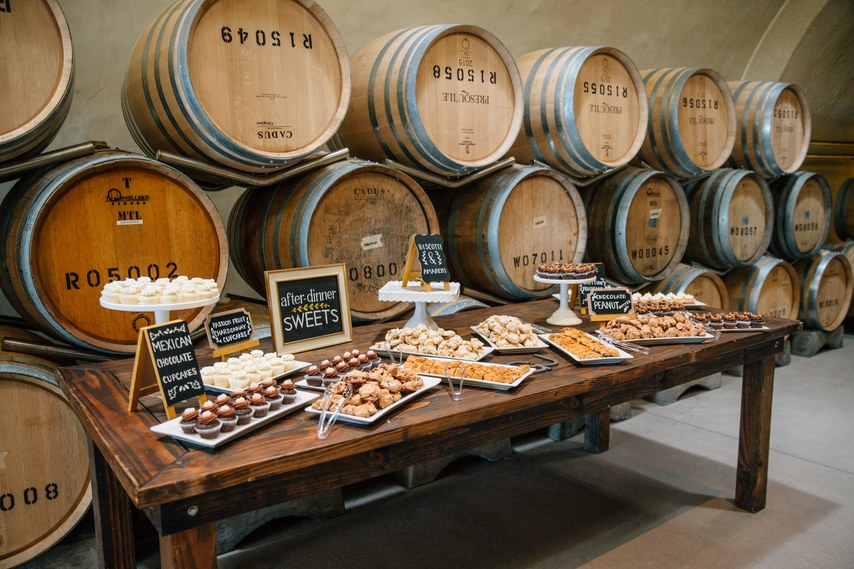 presqu'ile winery