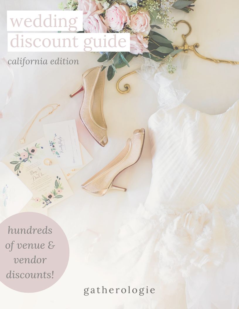 coming soon - free for members!plan and save thousands on your wedding with this all-in-one guideincludes over $25,000 in venue and vendor discounts, planning guides, how to's, and more