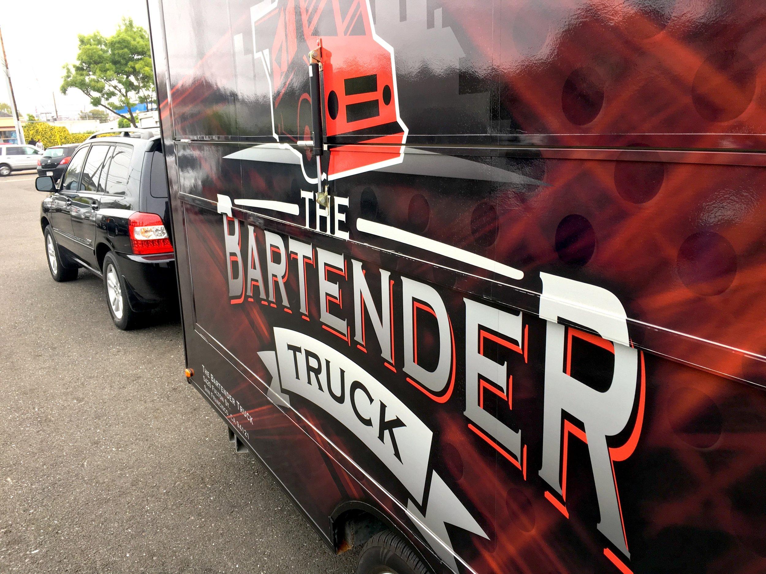 the bartender truck