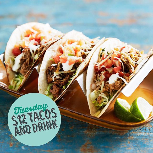 Need we say more amigos??? Make Tuesday the highlight of your week with tasty fresh tacos at Cantina de Mad Mex. $12 Tacos + Drink // *Visit us at Kotara, NSW -until 2pm Tuesday -Not available with any other offer -Included soft drink or still or sparkling water