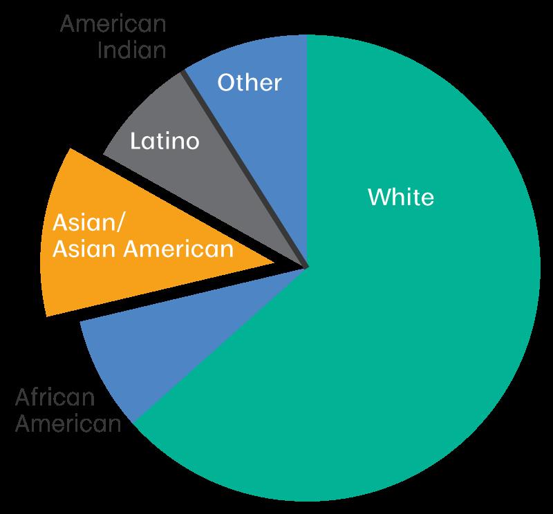 2016 UNC Undergraduate Demographics