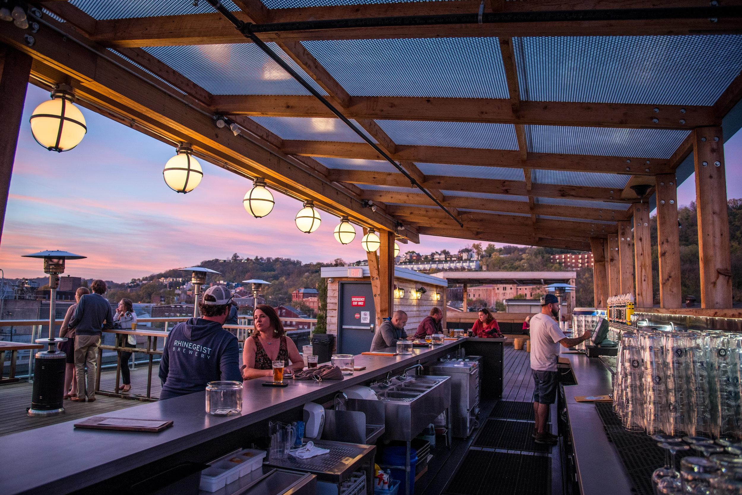 Rhinegeist Rooftop — Sediment