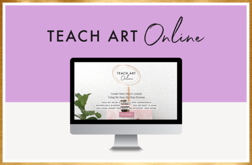 E-Courses — Alexis Bonavitacola | The Beauty of Alcohol Inks & Beyond