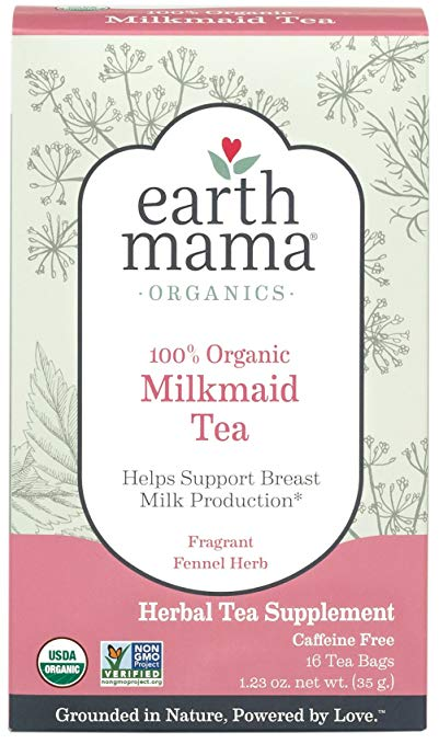Milk Maid Tea
