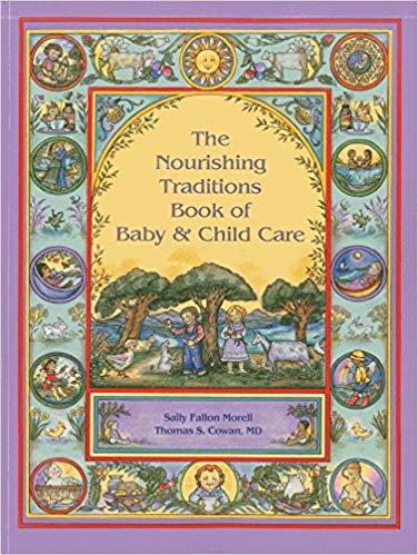 Nourishing Baby & Child