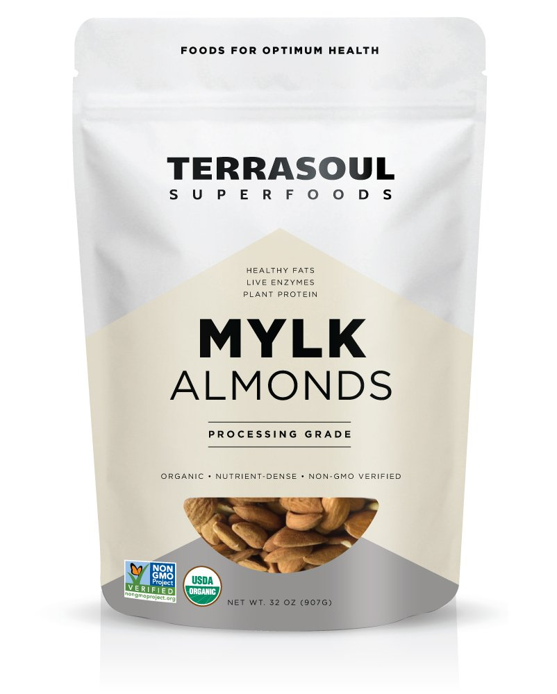 Mylk Almonds