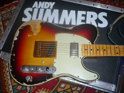Andy Summers' '61 Fender Telecaster