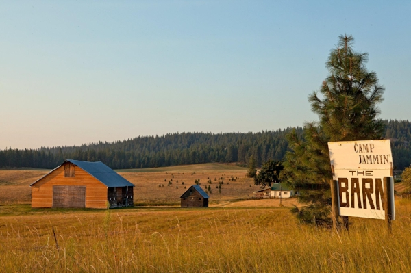 Camp Jammin' at the Barn