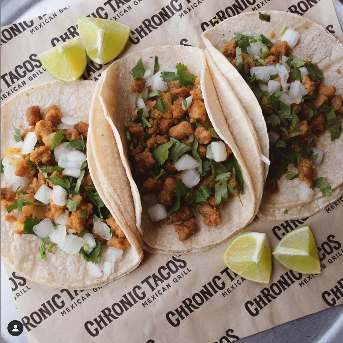 Chronic Tacos -
