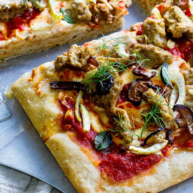 The Pizza Plant - *vegan option available