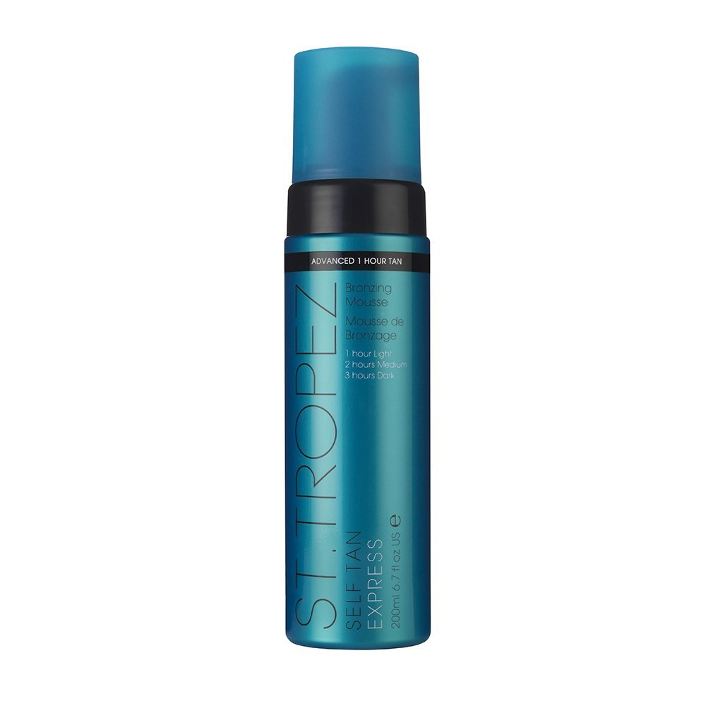 - This is the best self tanner. It works fast and you can leave on for 1-3hrs depending on your desired level of tan intensity. It provides a nice brown/bronze color vs. orange.