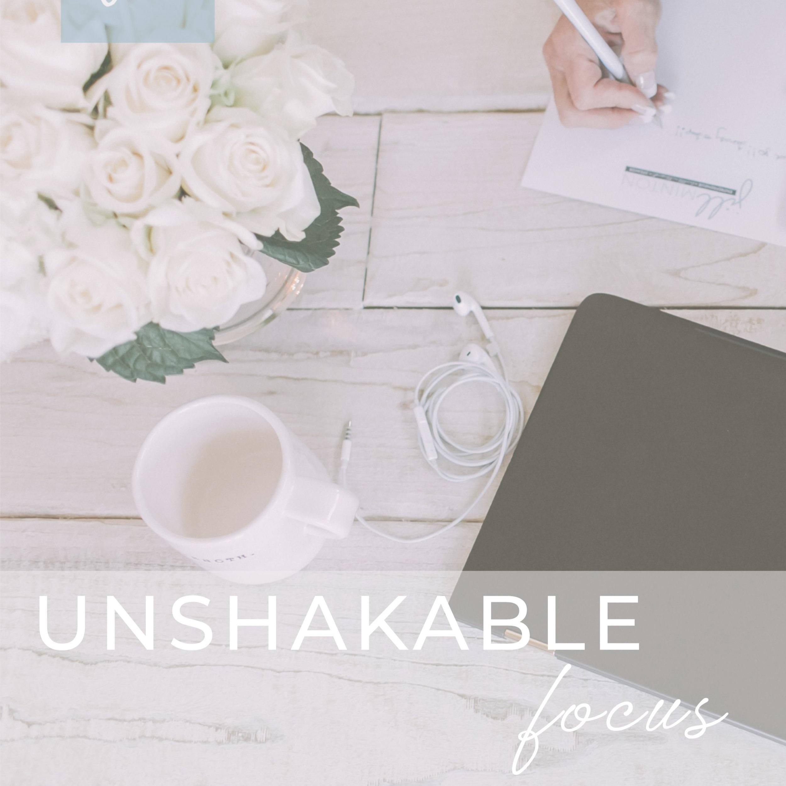 UNSHAKABLE FOCUS eBOOK & PLANNER - Accomplish your goals at record speed with a plan and a method to channel a focus so intense it's unshakable. This package includes an eBook detailing the plan, a video to demonstrate further, and a planner full of tools and templates to plan your days and MAKE THINGS HAPPEN!