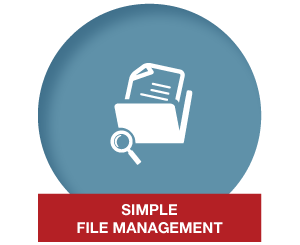 Fileman save law firms time by collecting closed files & transporting them to our facilities for barcoding, cataloguing & secure storage.