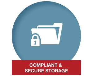 Fileman securely stores physical & digital files, reducing the risk of files being lost, damaged or obsolete.