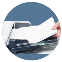 SCAN TO PRACTICE MANAGEMENT SYSTEM - With seamless software you can integrate your devices to scan documents straight to the matter within your practice management system.