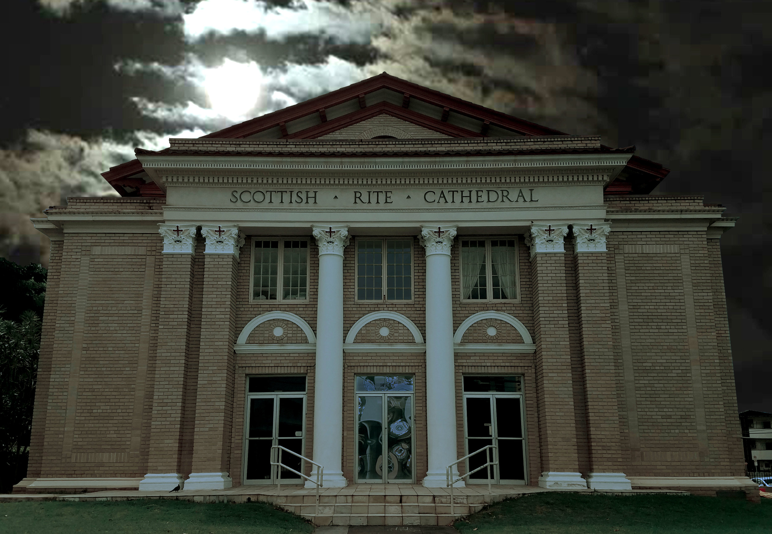 Scottish Rite Cathedral Honolulu