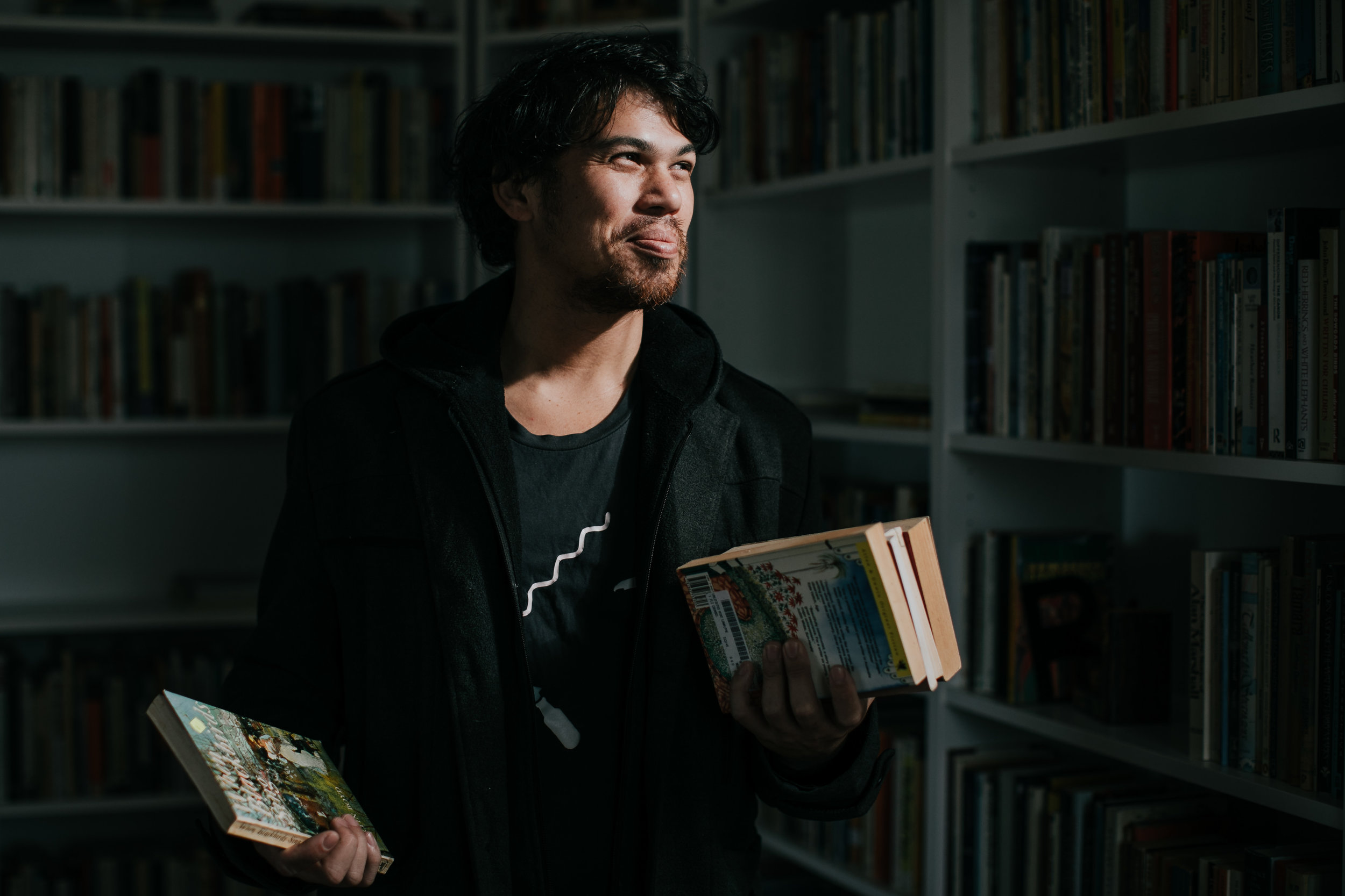 - A community artist, Paper Mountain and Propel Youth Arts WA board member, Steven is Project Coordinator for the Community Arts Network and is currently a Creative Fellow at the State Library of WA.