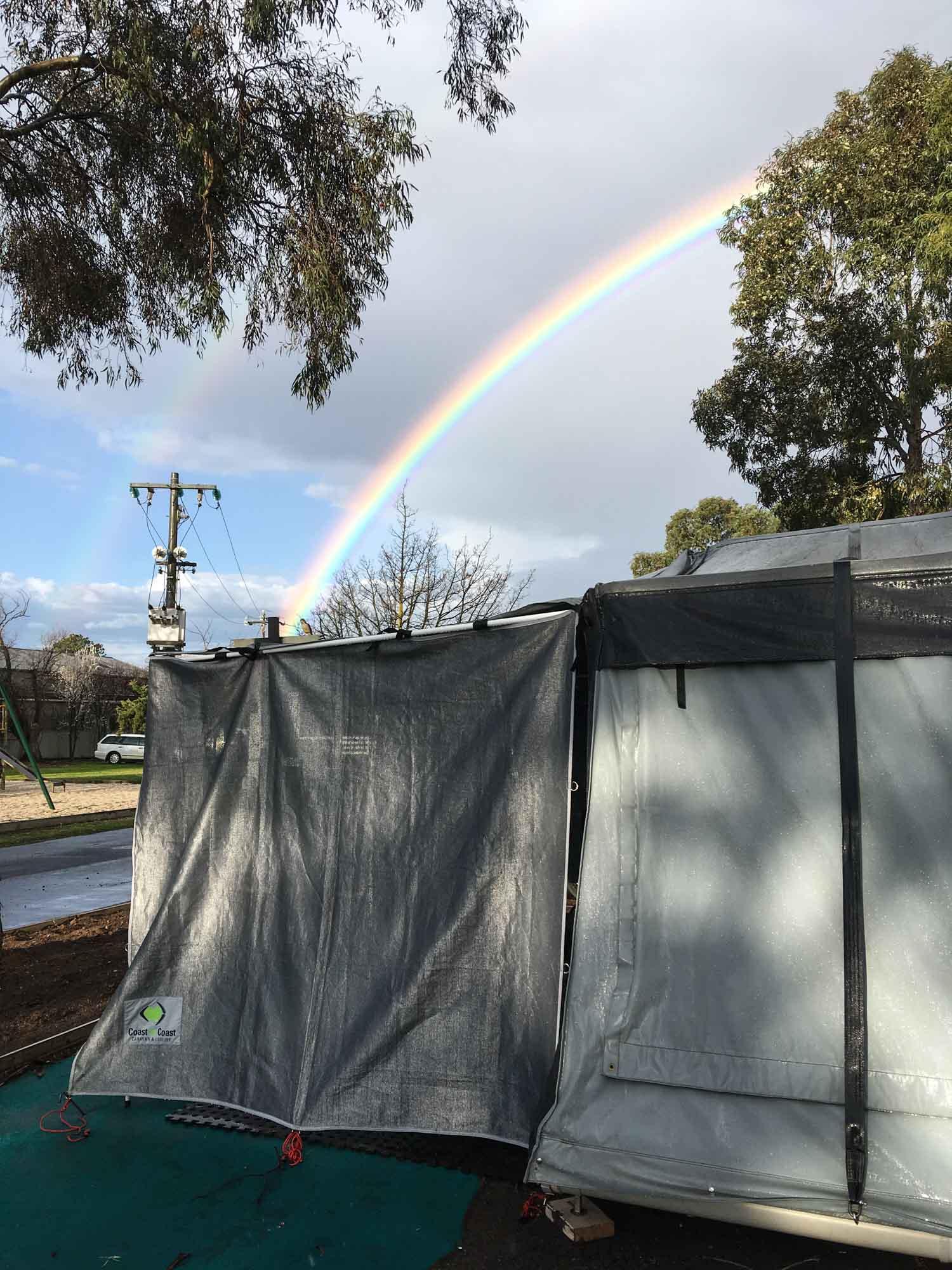 Bendigo: after the storm