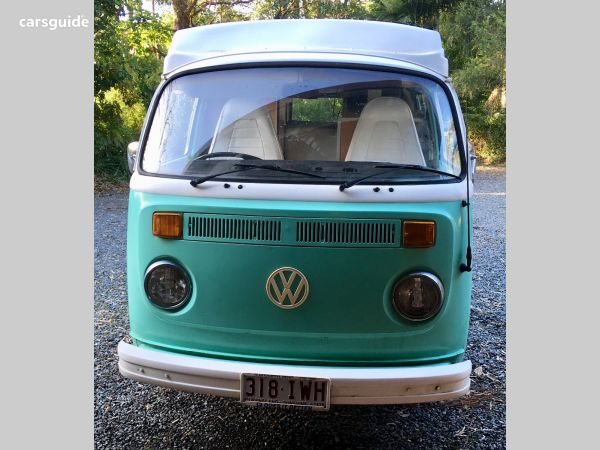 1974 model Kombi … current asking price on Carsguide = $28,000.